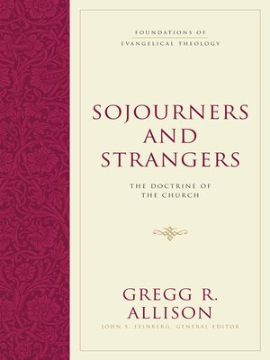 cover image of Sojourners and Strangers