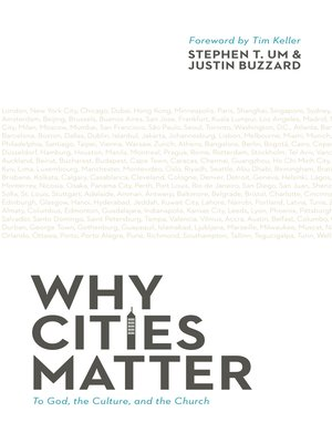 cover image of Why Cities Matter