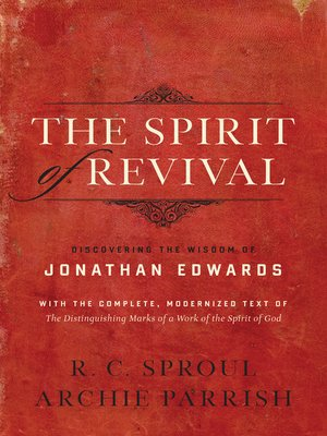 cover image of The Spirit of Revival