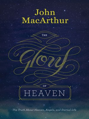 cover image of The Glory of Heaven