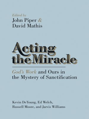 cover image of Acting the Miracle