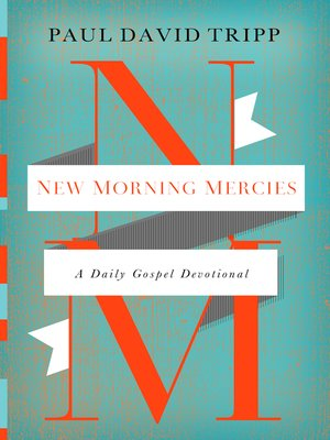 cover image of New Morning Mercies