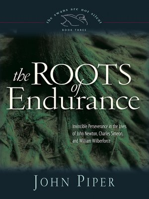cover image of The Roots of Endurance