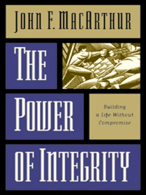 cover image of The Power of Integrity