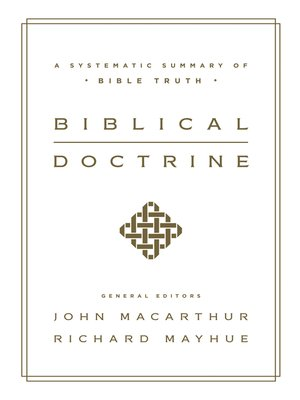 cover image of Biblical Doctrine