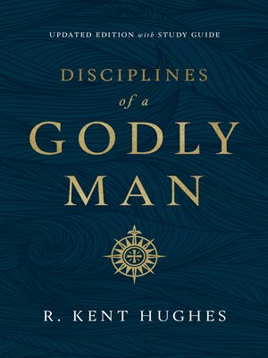 cover image of Disciplines of a Godly Man (Updated Edition)