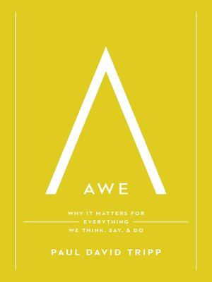 cover image of Awe