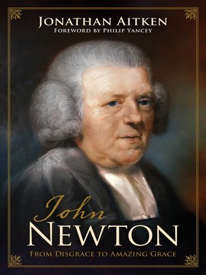 cover image of John Newton (Foreword by Philip Yancey)
