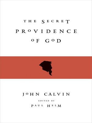 cover image of The Secret Providence of God