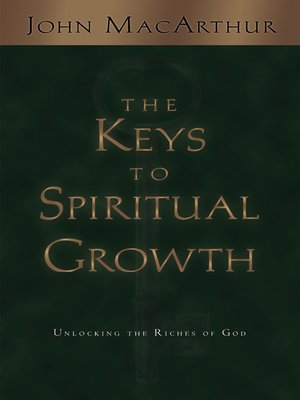 cover image of The Keys to Spiritual Growth
