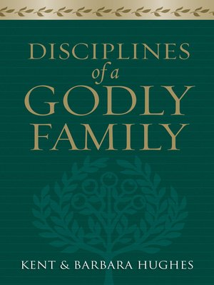 cover image of Disciplines of a Godly Family (Trade Paper Edition)