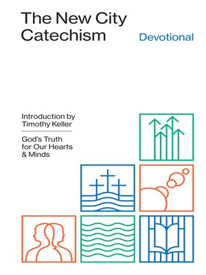 cover image of The New City Catechism Devotional