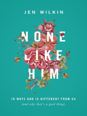cover image of None Like Him