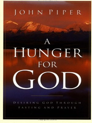 cover image of A Hunger for God
