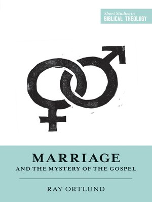 cover image of Marriage and the Mystery of the Gospel