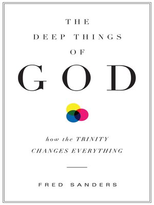 cover image of The Deep Things of God