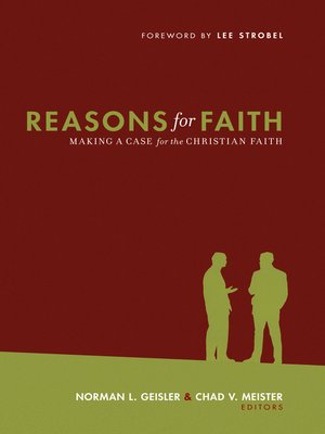 cover image of Reasons for Faith (Foreword by Lee Strobel)