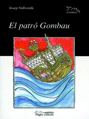 cover image of El patró Gombau