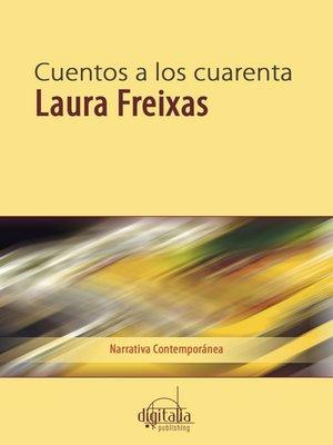 cover image of Cuentos a los cuarenta