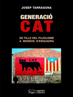 cover image of Generació CAT
