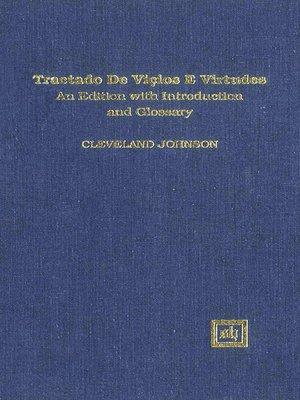 cover image of Tractado de Viçios e Virtudes