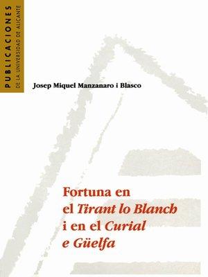 cover image of Fortuna en el Tirant lo Blanch i en el Curial e Güelfa