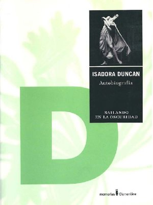 cover image of Isadora Duncan