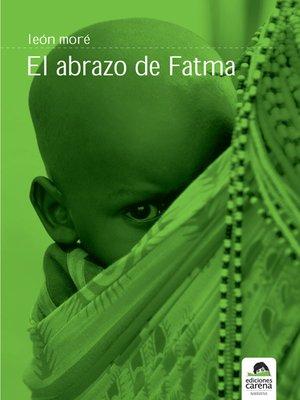 cover image of El abrazo de Fatma