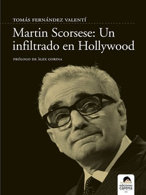 cover image of Martin Scorsese