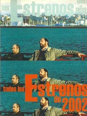 cover image of Todos los Estrenos de 2002
