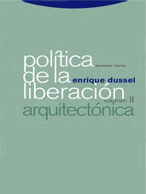 cover image of Política de la Liberación