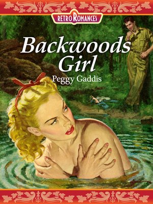 cover image of Backwoods Girl