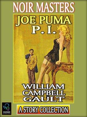 cover image of Joe Puma, P.I.