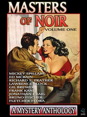 cover image of Masters of Noir, Volume 1