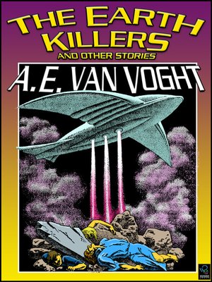 cover image of The Earth Killers and Other Stories