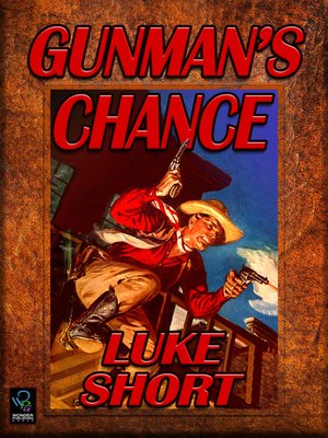 cover image of Gunman's Chance