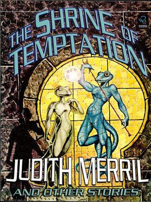 cover image of The Shrine of Temptation and Other Stories