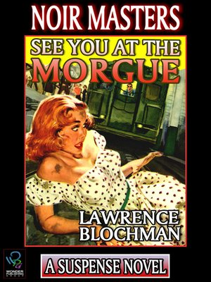 cover image of See You At the Morgue