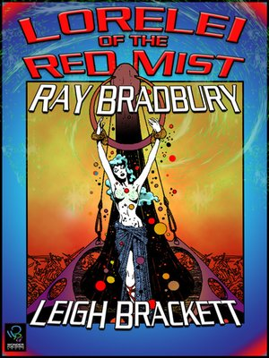 cover image of Lorelei of the Red Mist