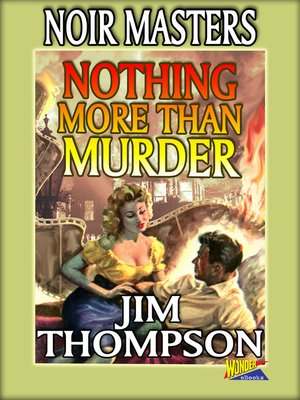 cover image of Nothing More Than Murder