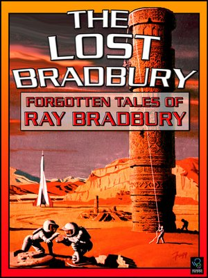 cover image of The Lost Bradbury