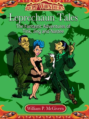cover image of Leprechaun Tales