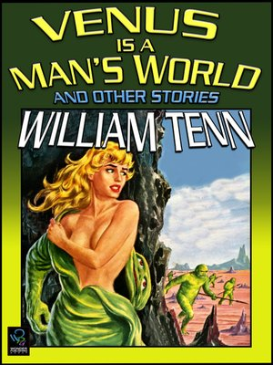 cover image of Venus is a Man's World and Other Stories
