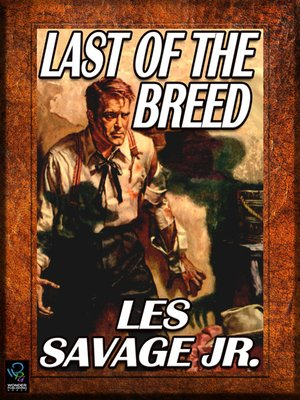 cover image of Last of the Breed