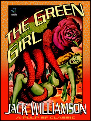 cover image of The Green Girl