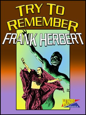 cover image of Try to Remember
