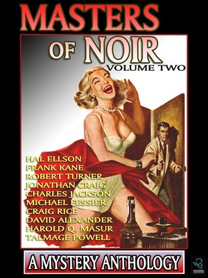 cover image of Masters of Noir