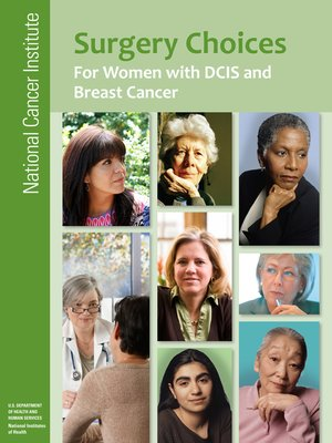 cover image of Surgery Choices for Women with DCIS and Breast Cancer