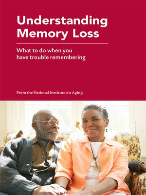 cover image of Understanding Memory Loss