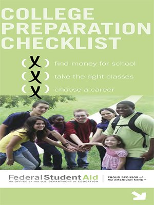 cover image of College Preparation Checklist